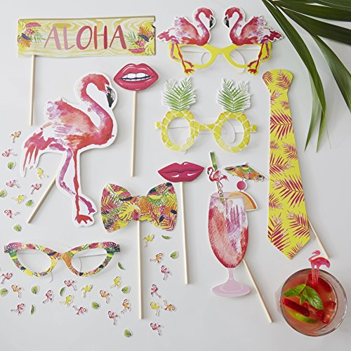 flamingo-fun-summer-party-photo-booth-props