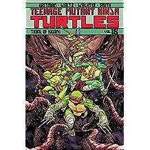 TMNT V18 TRIAL OF KRANG (Teenage Mutant Ninja Turtles)