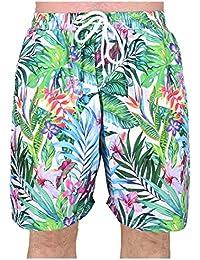 Big Mens Brooklyn Floral Swim Shorts 2XL 3XL 4XL 5XL 6XL