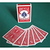 Carte Bicycle Magic Gaff doppio dorso Rosso/Rosso