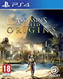 Ubisoft Assassin's Creed Origins, PS4 Básico PlayStation 4 vídeo - Juego (PS4, PlayStation 4, Acción / Aventura, RP (Clasificación pendiente))
