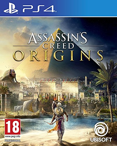 Ubisoft Assassin's Creed Origins, PS4 Basic PlayStation 4 videogioco