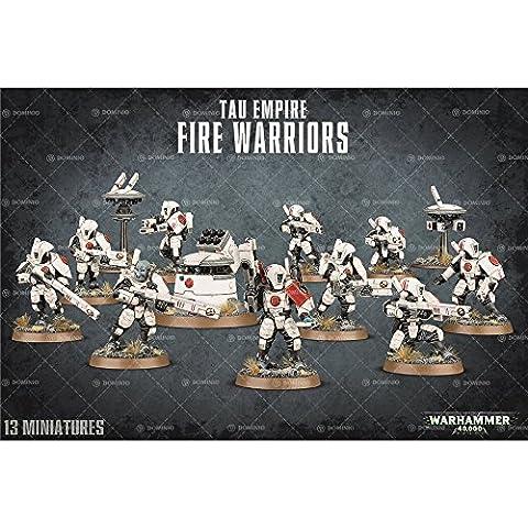 Warhammer 40,000 - Tau Empire Fire Warriors 56-06