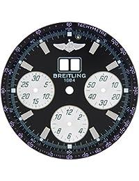 Breitling crosswind a44355/B51332mm cadran noir pour 44mm Montre pour hommes