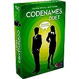 Czech Games Cge00040 Codenames: Duet – Ordet Deduktion Spel (Engelska)
