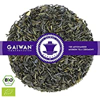 "Núm. 1197: Té verde orgánico""Jazmín Ming Feng Hao"" - hojas sueltas ecológico - 250 g - GAIWAN GERMANY - té verde de la agricultura ecológica en China"