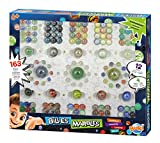 Buki- Coffret Billes, PM855, Multicolore, 163...