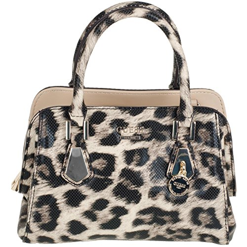 Guess LG641376 Mini Bag Donna Ecopelle Leopard Leopard TU