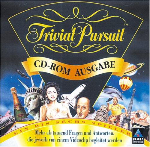 ak tronic Trivial Pursuit