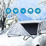 Windschutzscheibenabdeckung - Exqline Scheibenabdeckung Winter Schneeabdeckung Auto Windschutzscheibenabdeckung Winter S