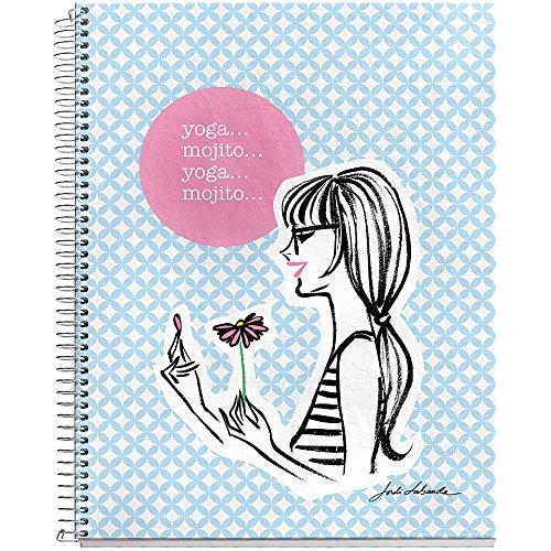 miquel-rius-notebook-165-x-8-yoga-mojito-acrilico-multicolore-3-pezzi
