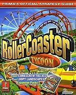 Rollercoaster Tycoon - Prima's Official Strategy Guide de Matthew K. Brady