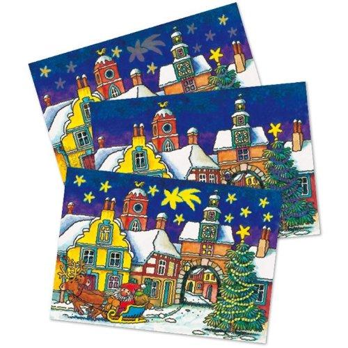 Lutz Mauder Lutz mauder54904X-Mas Santa ist in Town bewegen Bild Karte Preisvergleich