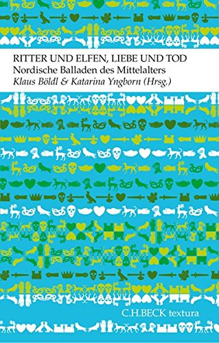 Ritter und Elfen, Liebe und Tod: Nordische Balladen des Mittelalters (textura)