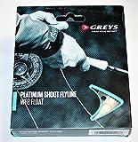 Greys Platinum Shoot Fliegenschnur Float WF8 1404489 Schwimmend Flyline Fliegen Schnüre