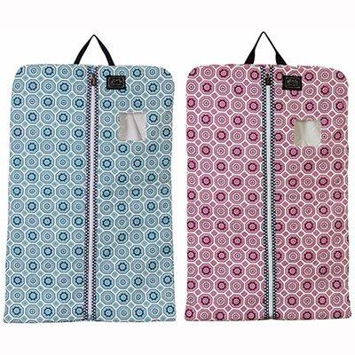 Equine Couture - Portatrajes de viaje Rosa hot pink Talla:Estándar