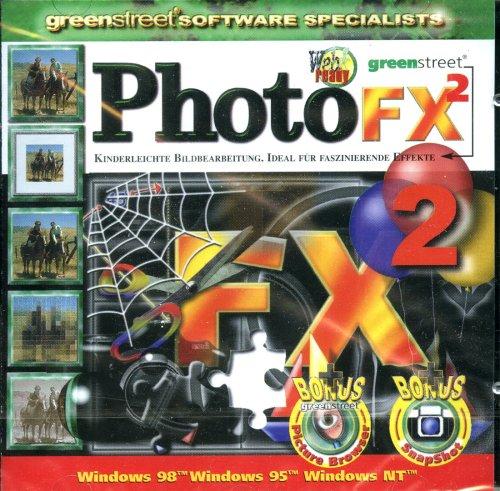 Photo FX 2, Kinderleichte Bildbearbeitung - VOLLVERSION