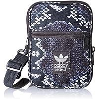 94ad98a10a Adidas Festival Bag SN – Sac de Sport, Blanc/Noir/Rouge
