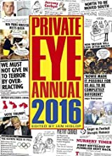 Private Eye Annual 2016 (Annuals)