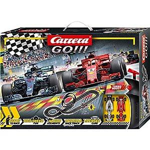 Carrera- Speed Grip Circuito Completo de Coches, Multicolor (Stadlbauer 20062482)
