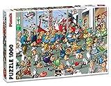 Piatnik 5372 - Ruyer, Notfall Ambulanz, 1000 Teile Puzzle