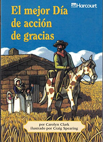 Harcourt School Publishers Trofeos: On LVL: El Mejor Dia.G3 El Mejor Dia (Trofeos 03) por HSP