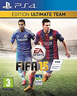 Fifa 15 - édition Ultimate Team (B00KVG2MAE) | Amazon price tracker / tracking, Amazon price history charts, Amazon price watches, Amazon price drop alerts