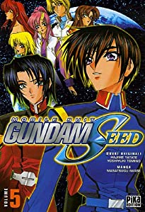 Mobile Suit Gundam Seed Edition simple Tome 5