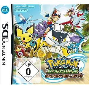 Pokémon Ranger: Spuren des Lichts