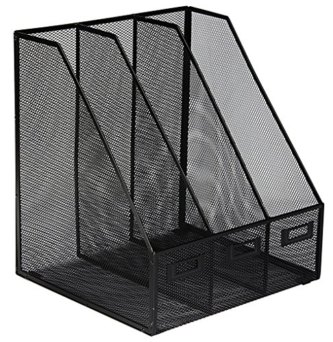 OSCO Mesh Triple Magazine Rack -...