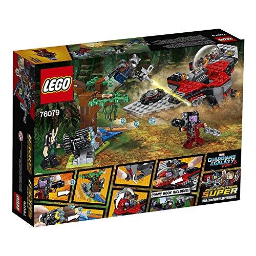 Marvel - Ataque de Ravager (LEGO 76079)