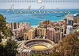 Andalusien - die Wiege vieler spanischer Traditione (Wandkalender 2019 DIN A4 quer): Andalusien ist die südlichste Region Spaniens und gilt als Wiege ... (Monatskalender, 14 Seiten ) (CALVENDO Orte) - CLAVE RODRIGUEZ Photography