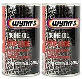 Wynn's 2X WYNNS Engine Oil Stop Leak Öl-Leck-Stop Ölverlust Ölleck Ölstop 325 ml