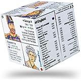 ZooBooKoo Kings & Queens Cube Book