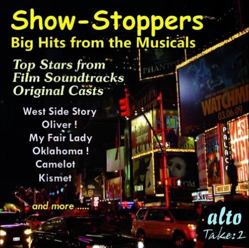 Show-Stoppers!: Top Original Stars Sing The Hits From 6 Classic Musicals by Julie Andrews (2013-09-24)