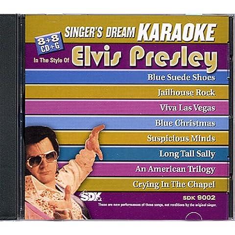 CD(G) Karaoké Singer's Dream