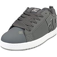 DC Shoes Court Graffik - Leather Shoes for Men - Leather Shoes - Men