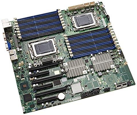 Super Micro H8DGI-F-O Motherboard (Dual SKT, AMD SR5690 and SP5100 Chipset, IPMI)