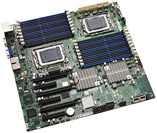 Super Micro MBD-H8DGi-F Server Mainboard (E-ATX, AMD SR5690, DDR3, 6x SATA 2.0)