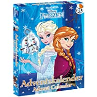 CRAZE–Frozen, Calendrier de l'avent Calendrier de Walt Disney la Reine des Neiges