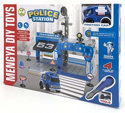 Toys Outlet Police Station 5406367603. Playset Estación de...