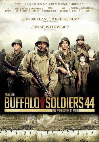 Buffalo Soldiers '44 - Das Wunder von St. Anna (Michael Ealy Filme)