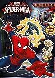 Marvel-Spider-Man-Sticker-Block-30-Stickers-Szenen