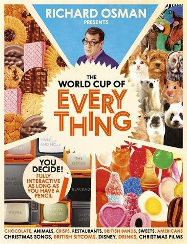 The World Cup Of Everything: Play along at home: quiz fun for all the family