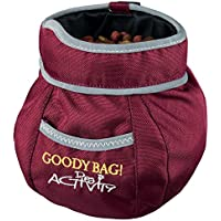 Trixie 32281 Dog Activity Goody Bag Snack-Tasche, 11 x 16 cm