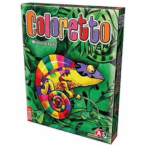 Devir - Coloretto, única (BGCOL)