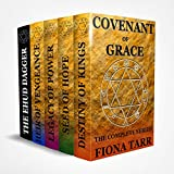 Covenant of Grace Series Vol 1-5: The Complete Collection