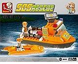 Sluban Lego First Aid Boat