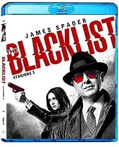 The Blacklist: Stagione 3 (6 Blu-Ray)