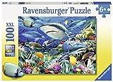 Ravensburger 10951 - Riff der Haie, 100 Teile Puzzle